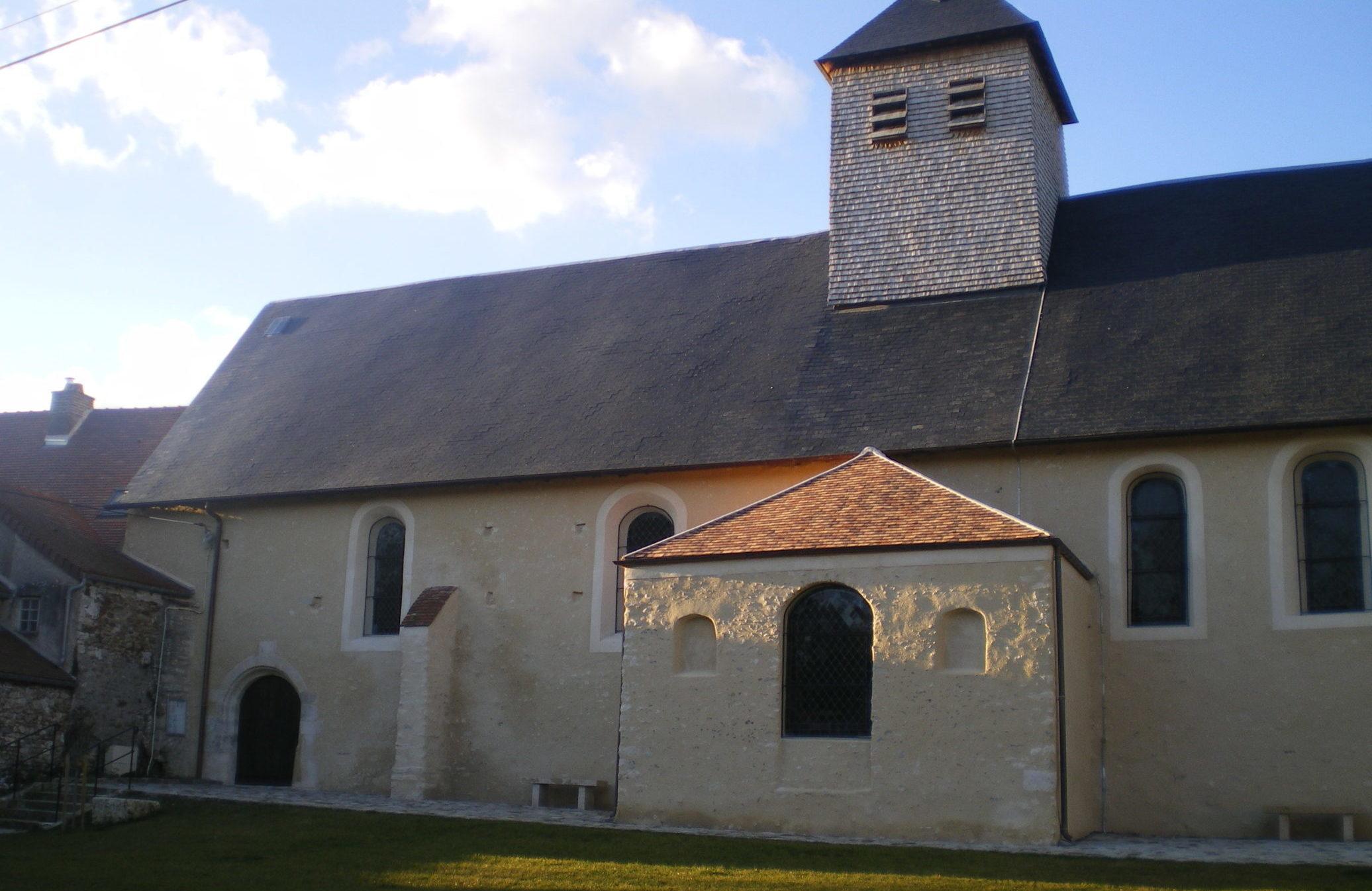 Eglise de Cravent